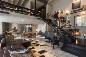 Réparations de style loft