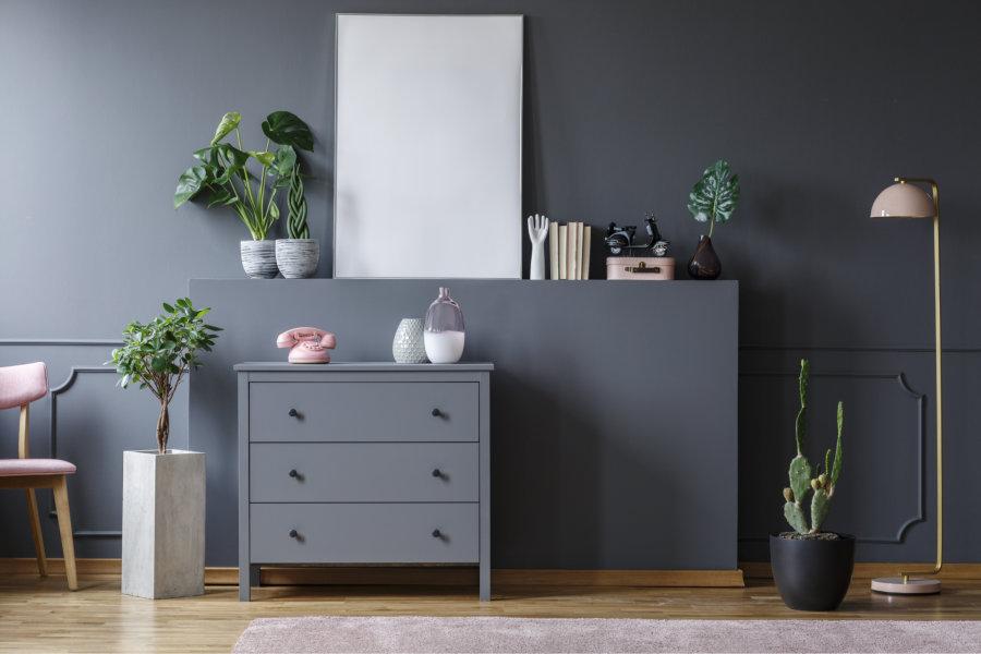 Associer votre sol aux couleurs de vos murs, vos portes et vos meubles