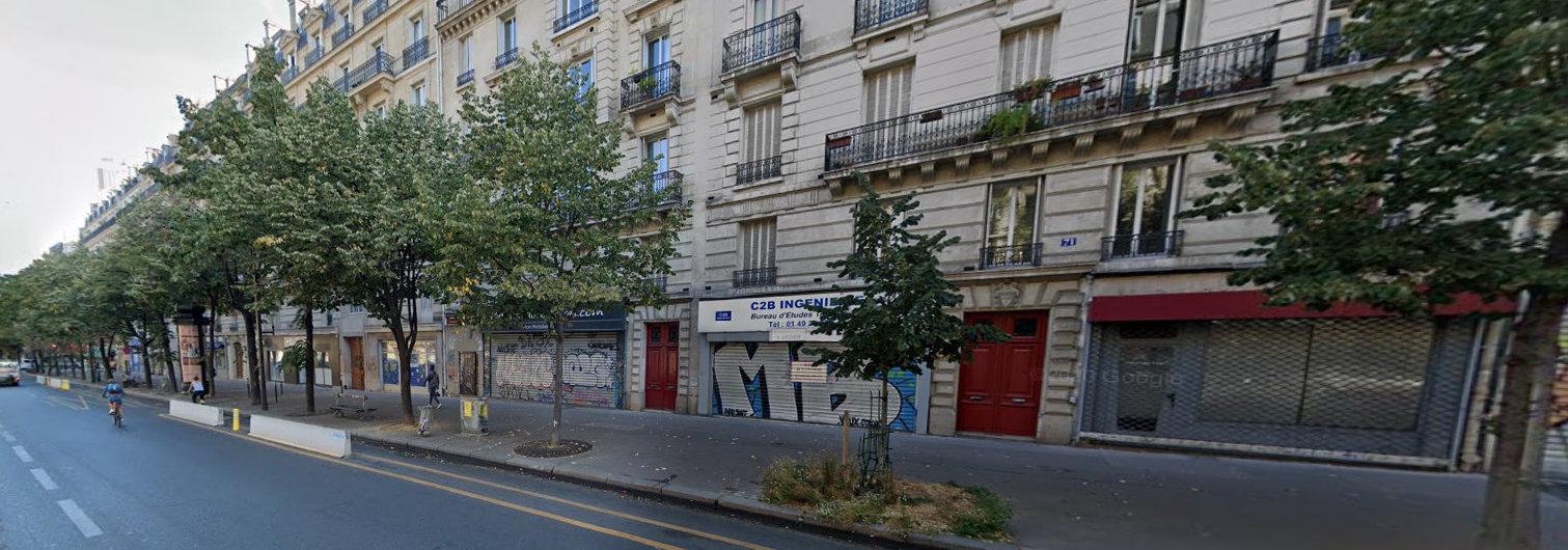 Rénovation d'appartement, Paris.