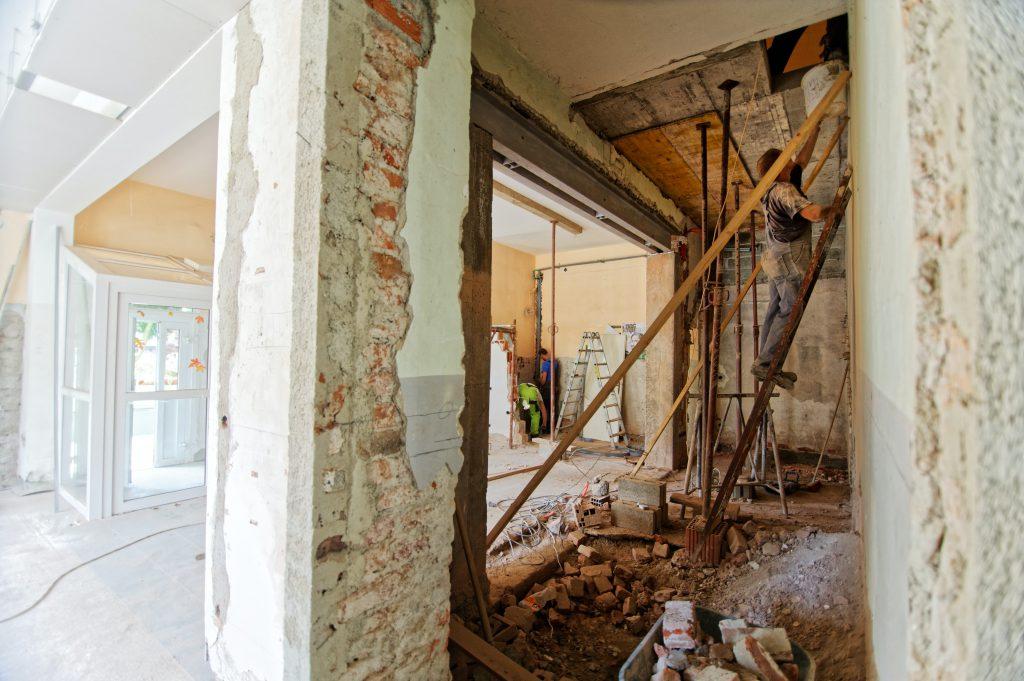 Rénovation complète d'appartement